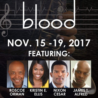 BLOOD at The National Black Theatre