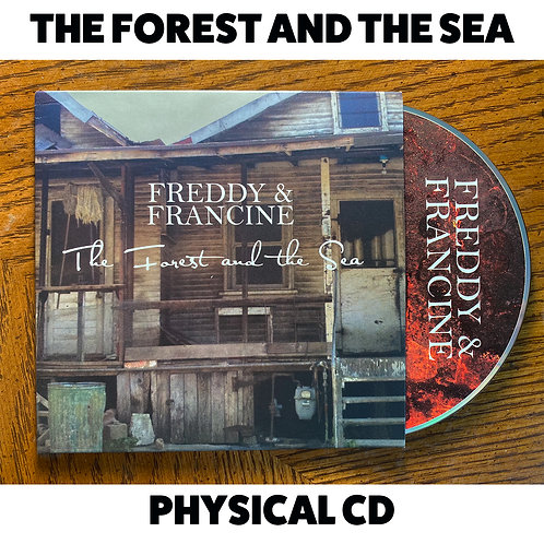 THE FOREST AND THE SEA Physical CD