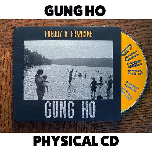 GUNG HO Physical CD