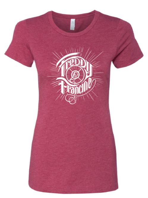 Vintage F&F Mic T-Shirt (Ladies cut)