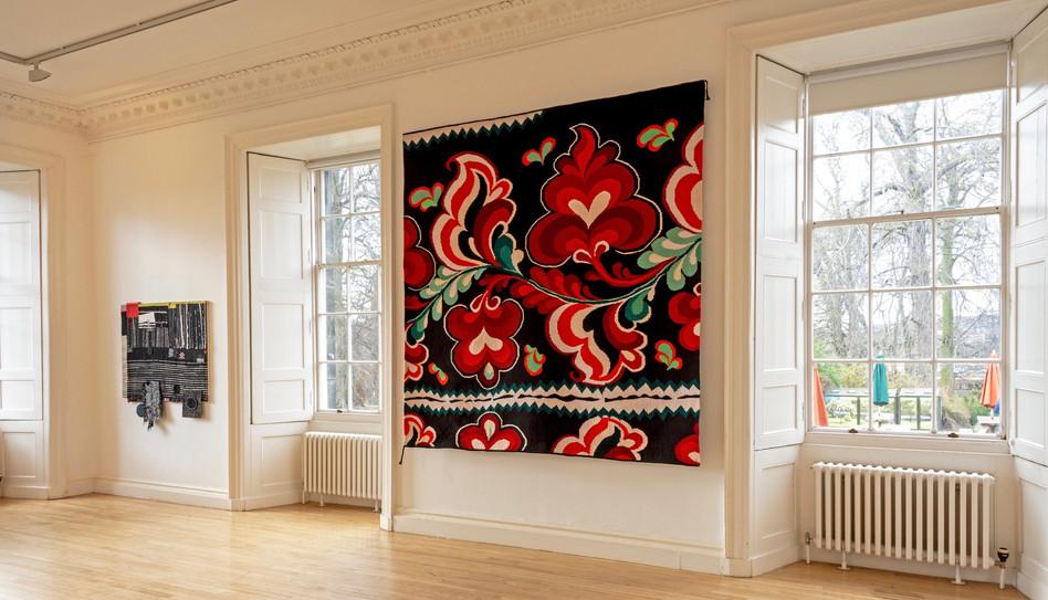 RANKE, Brita Been, 245 x 245 cm, CORDIS PRIZE FOR TAP