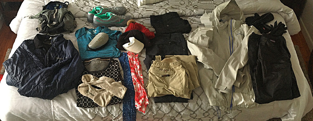 Layering is key when packing for Iceland