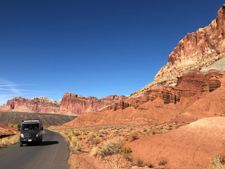 The Best Road Trip for Fall and Winter