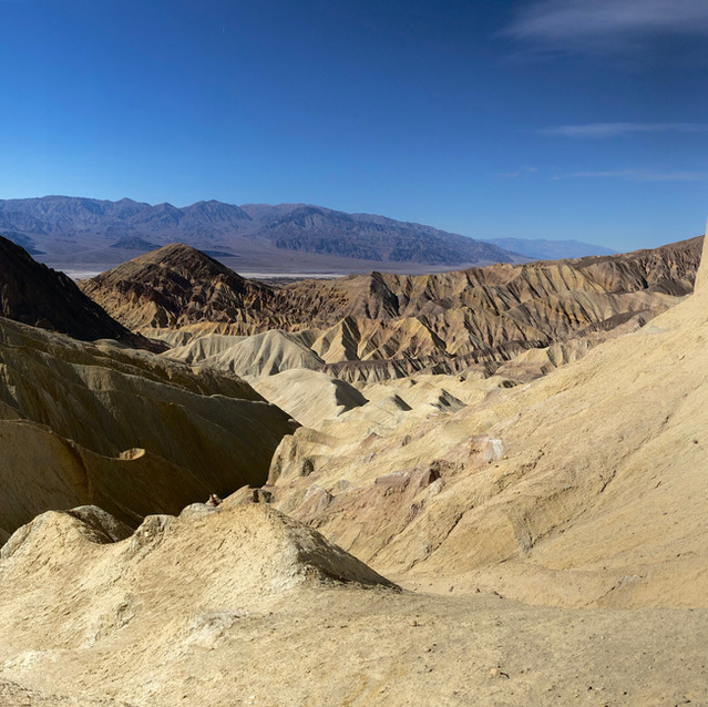 Golden Canyon - Death Valley, CA
