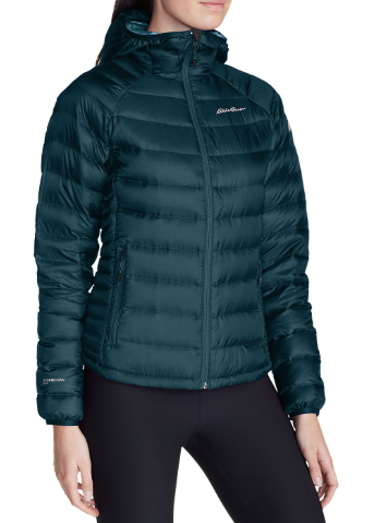 Eddie Bauer StormDown - photo credit: Eddie Bauer