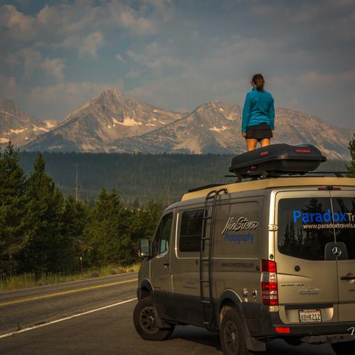 Stanley, Idaho road trip