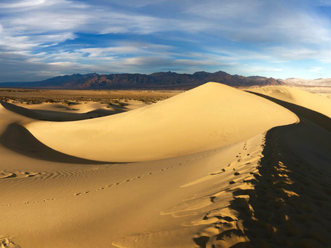 What to see in Death Valley - a 3-day road trip itinerary for photographers