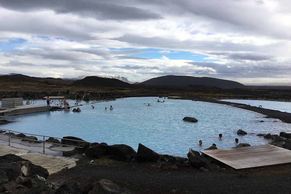 Mytvan Nature Baths, Iceland  photo credit: Jen Stover