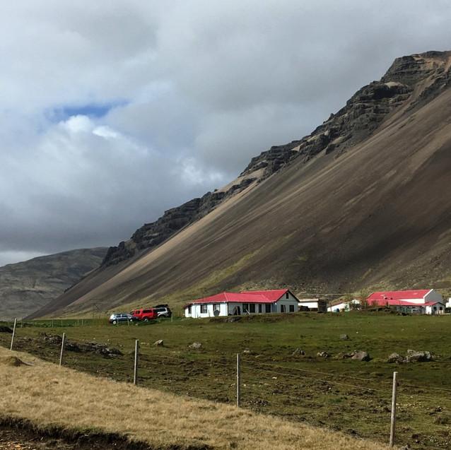 Dynjandi B&B, Iceland
