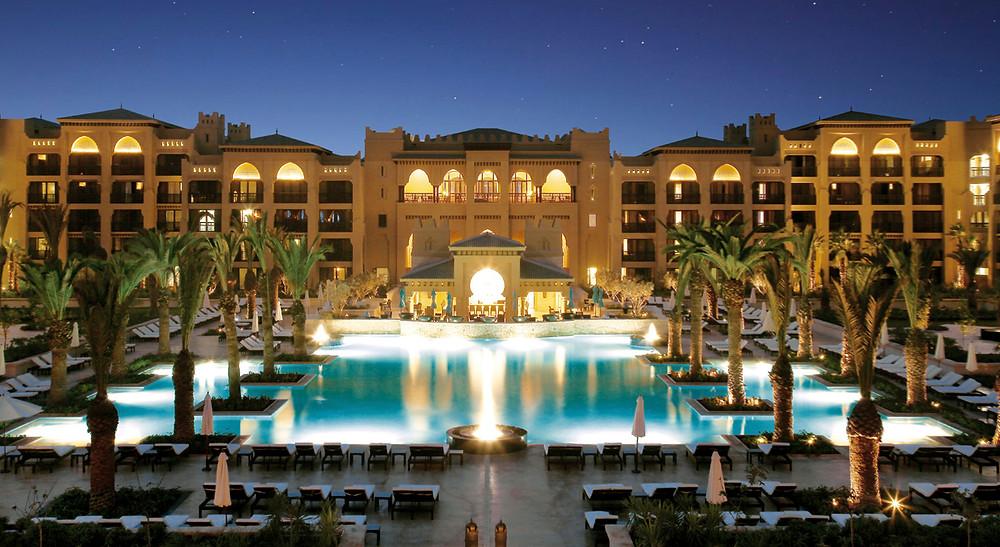 Luxury travel at Mazagan Resort - Photo credit Mazagan