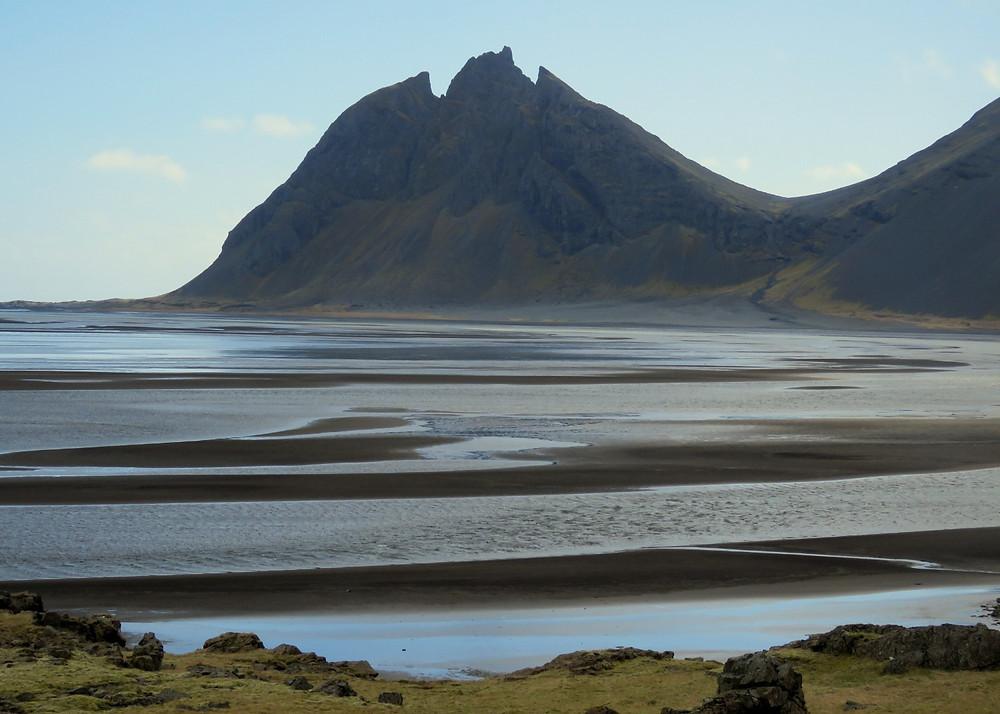 Back side of Vesterhorn, Iceland  photo credit: www.paradoxtravels.com