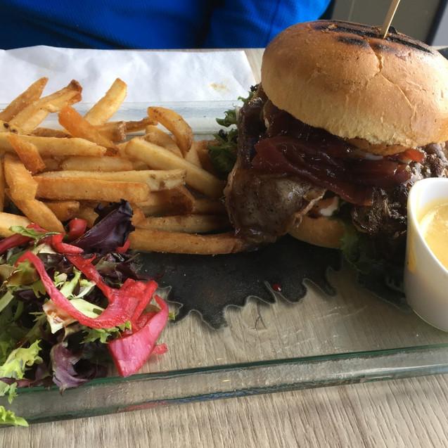 Burger - Iceland