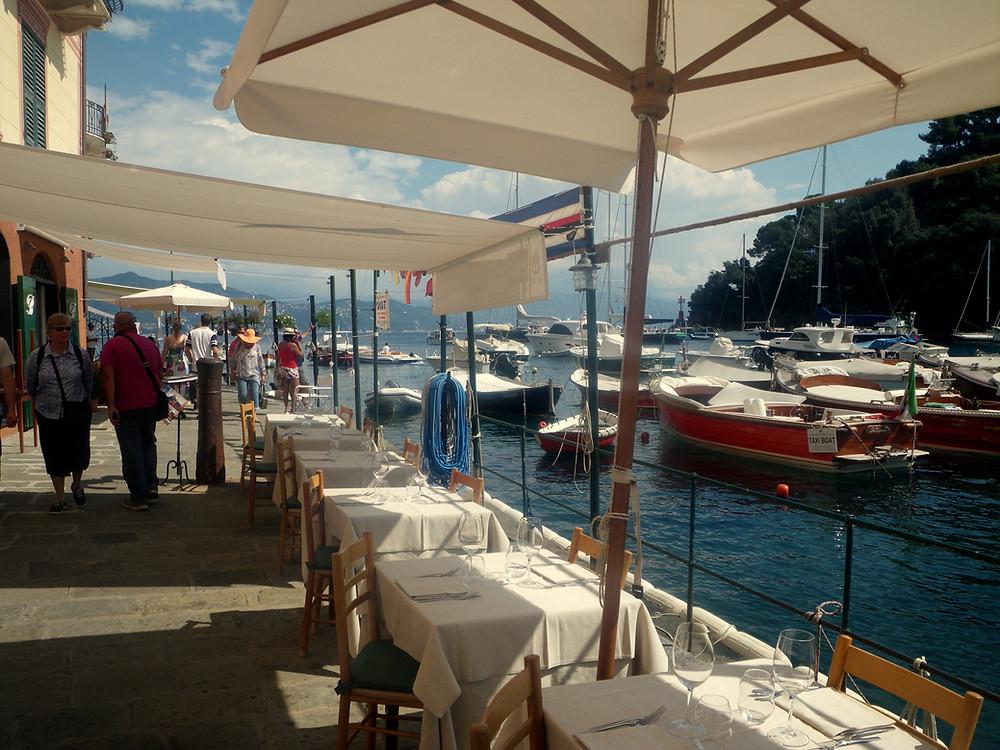 Quintessential harborside dining - Portofino