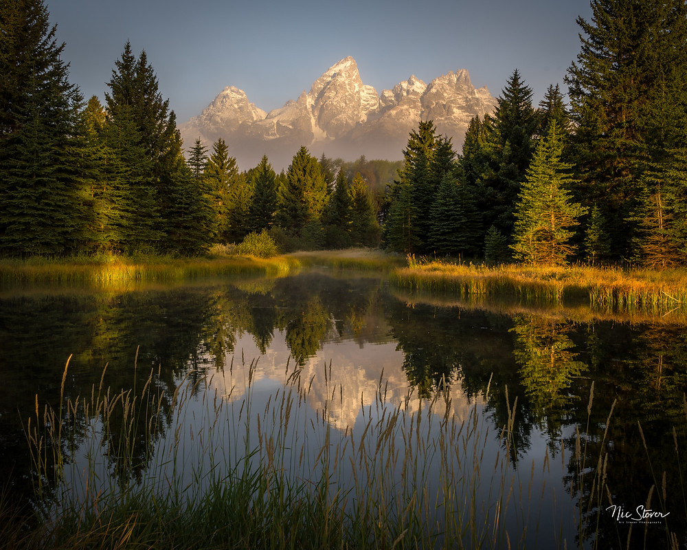 Grand Teton National Park, Wyoming - Paradox Travel   See our complete road trip itinerary at www.paradoxtravels.com  Photo: Nic Stover photography