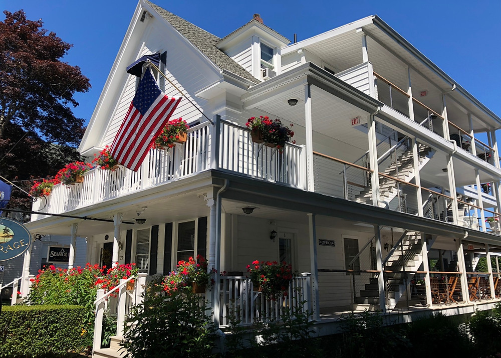 Harborage Inn, Boothbay Maine - photo credit: Paradox Travel