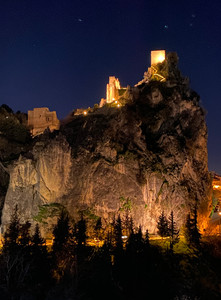 La Iruela Castle, Spain - See our complete Southern Spain road trip itinerary at Paradox Travel