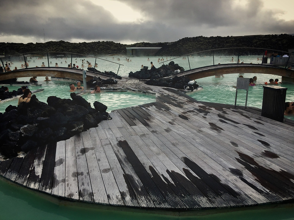 Blue Lagoon, Iceland   photo credit: Jen Stover
