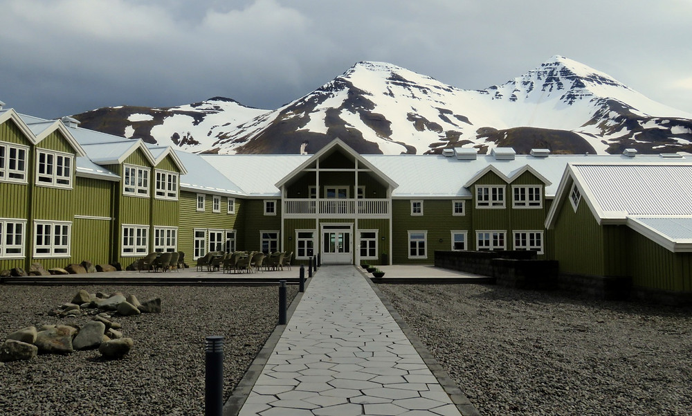 Siglo Hotel, Siglofjordur Iceland  photo credit: Jen Stover