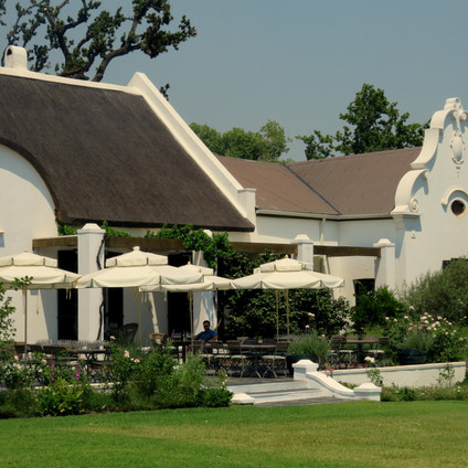 L'Omarin winery, South Africa