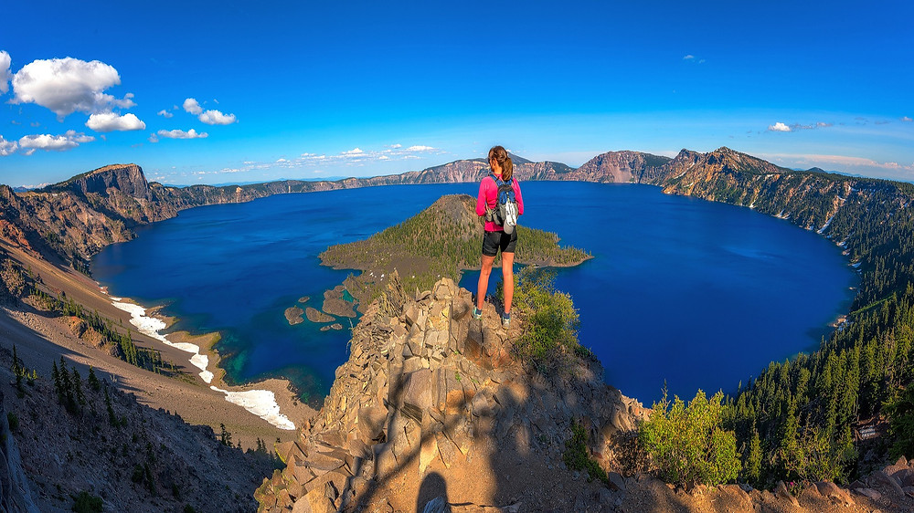 Crater Lake - Paradox Travel  See full road trip itinerary at www.paradoxtravels.com   photo courtesy of Nic Stover Photography