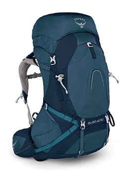Osprey Aura 50 - women's pack photo credit Amazon.com