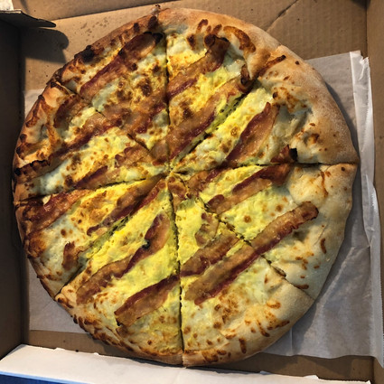 Breakfast Pizza from Southport GS