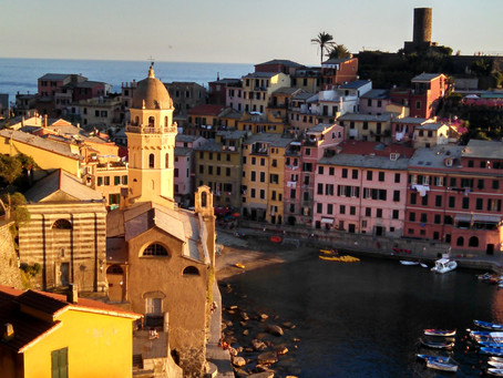 Northern Italy and Cinque Terre - a 15 day hybrid travel itinerary