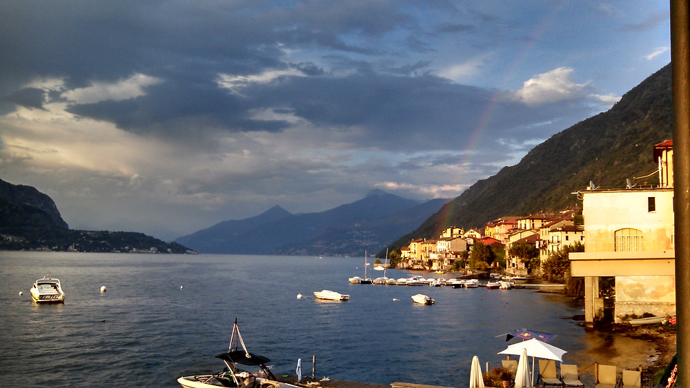 Lake Como, Italy - near Lezzano