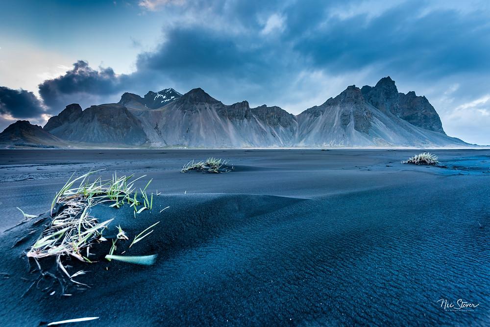 Vesterhorn from Stokknes, Iceland  Photot credit: Nic Stover