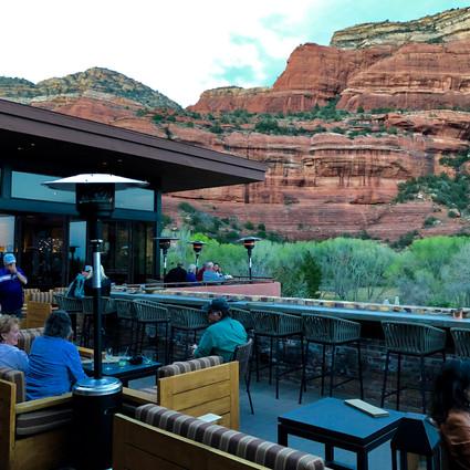 Enchantment Resort Lounge