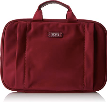 Tumi Voyageur travel kit - photo credit: Tumi
