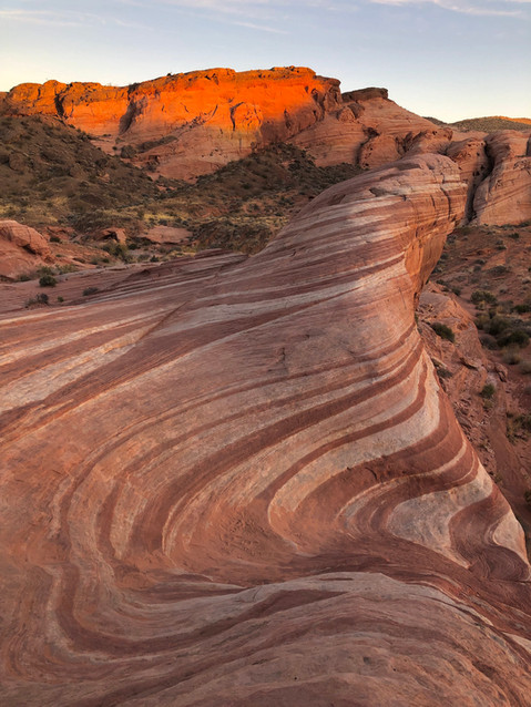 Fire Wave - Valley of Fire State Par