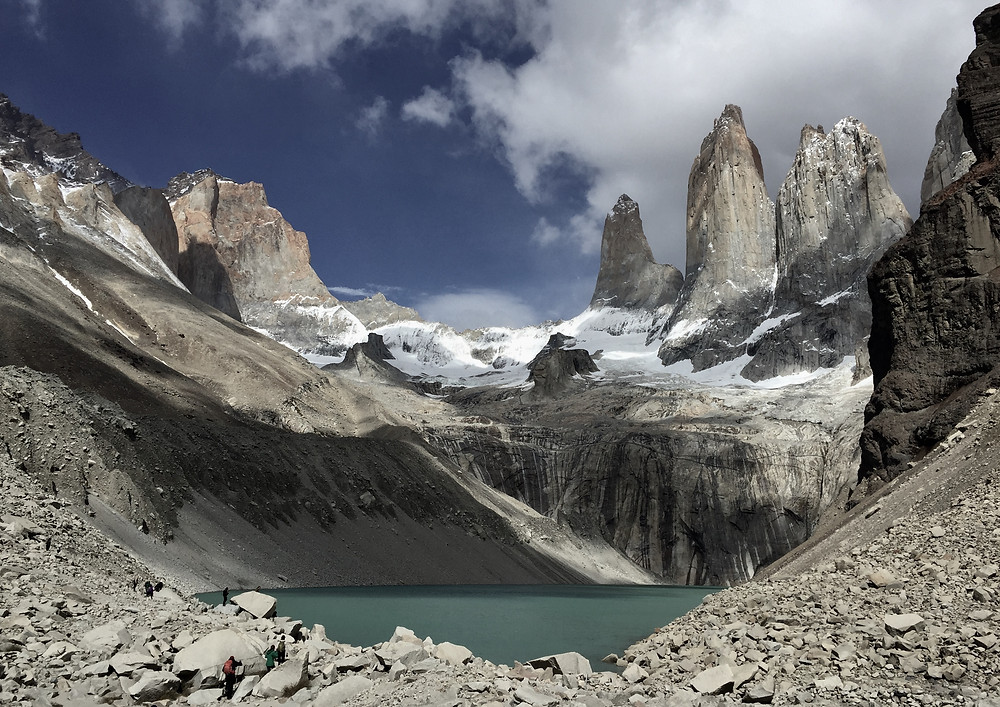 Torres del Paine National Park - Base of Towers hike