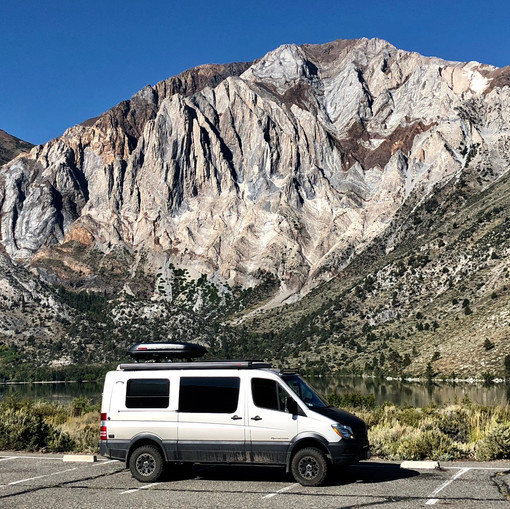 Mammoth Lakes, CA road trip