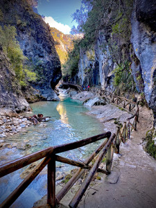 La Cerrada de Elias hike in Jaen Spain - See our complete Southern Spain road trip itinerary at Paradox Travel