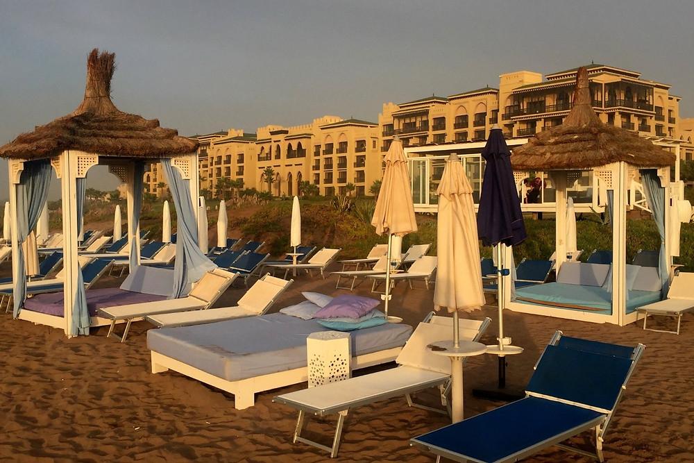 Hybrid travel always includes a luxury component - Mazagan Beach Resort