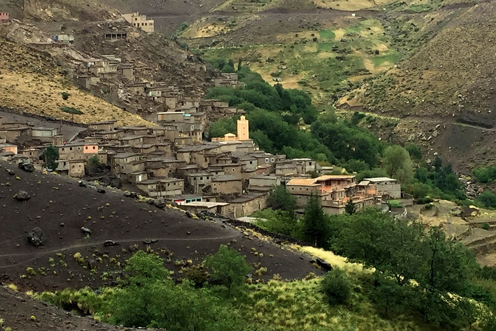 Tachddirt, Morocco - Berber country