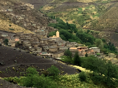 Should I Hire a Guide? Trekking through Berber country and the Atlas Mountains