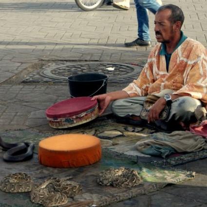 Djemma el-Fna plaza