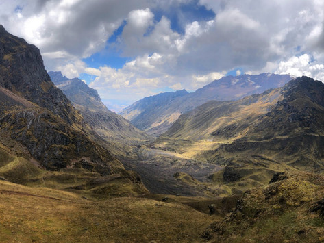 Peru in 10 days - a hybrid itinerary for active travelers