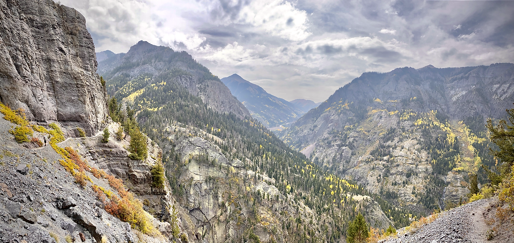 Grizzly Creek Mine Trail, Ouray