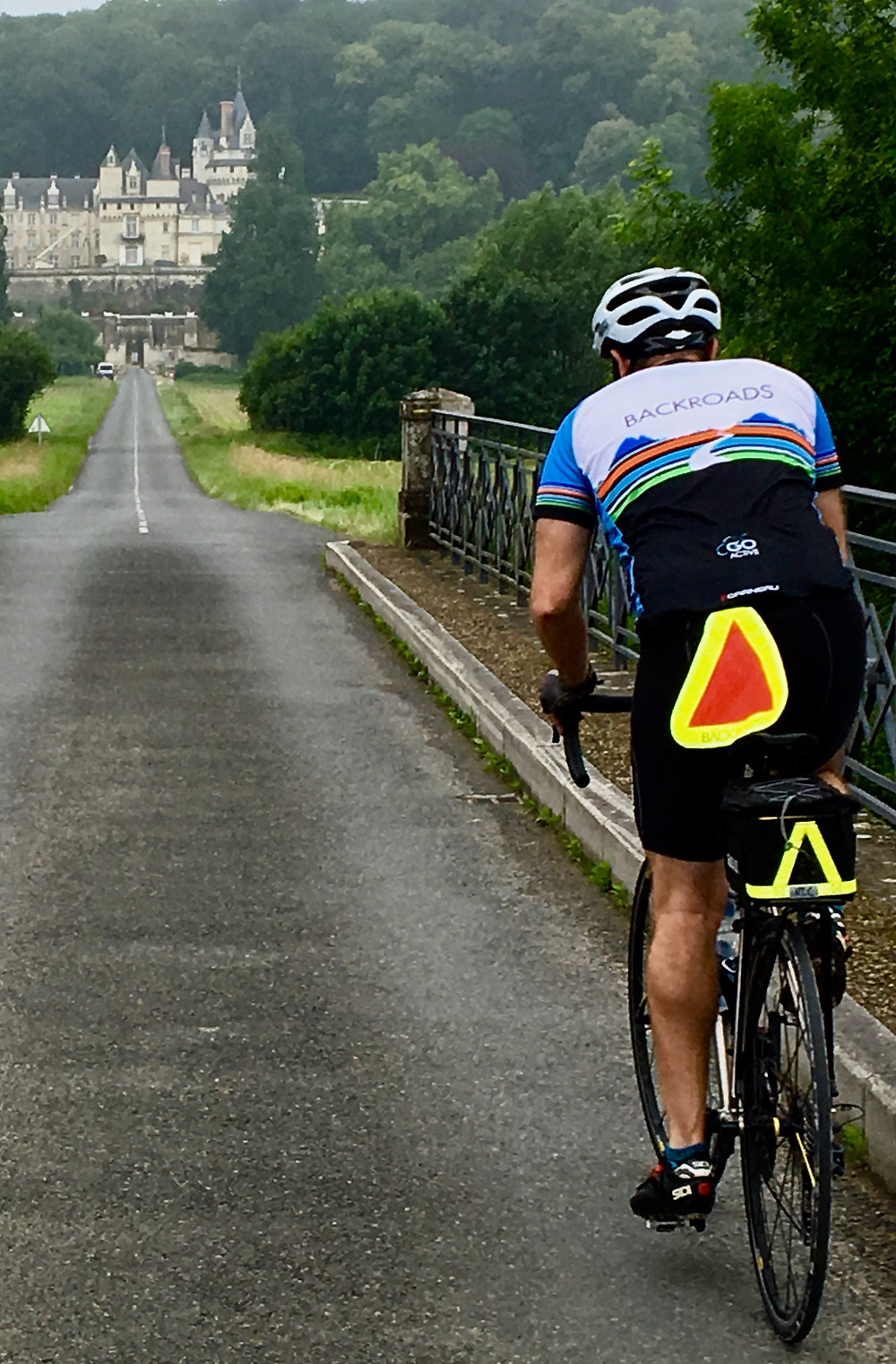 Cycling Loire Valley with Backroads   PC: Paradox Travel