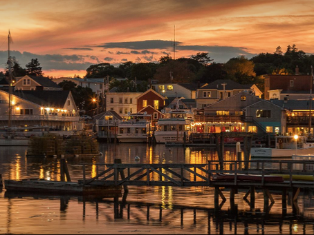 What to do in Boothbay Harbor – a 3 day hybrid itinerary for active travelers