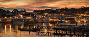 Boothbay Harbor, Maine  photo credit: Boothbay Harbor Mart Harborview Rentals
