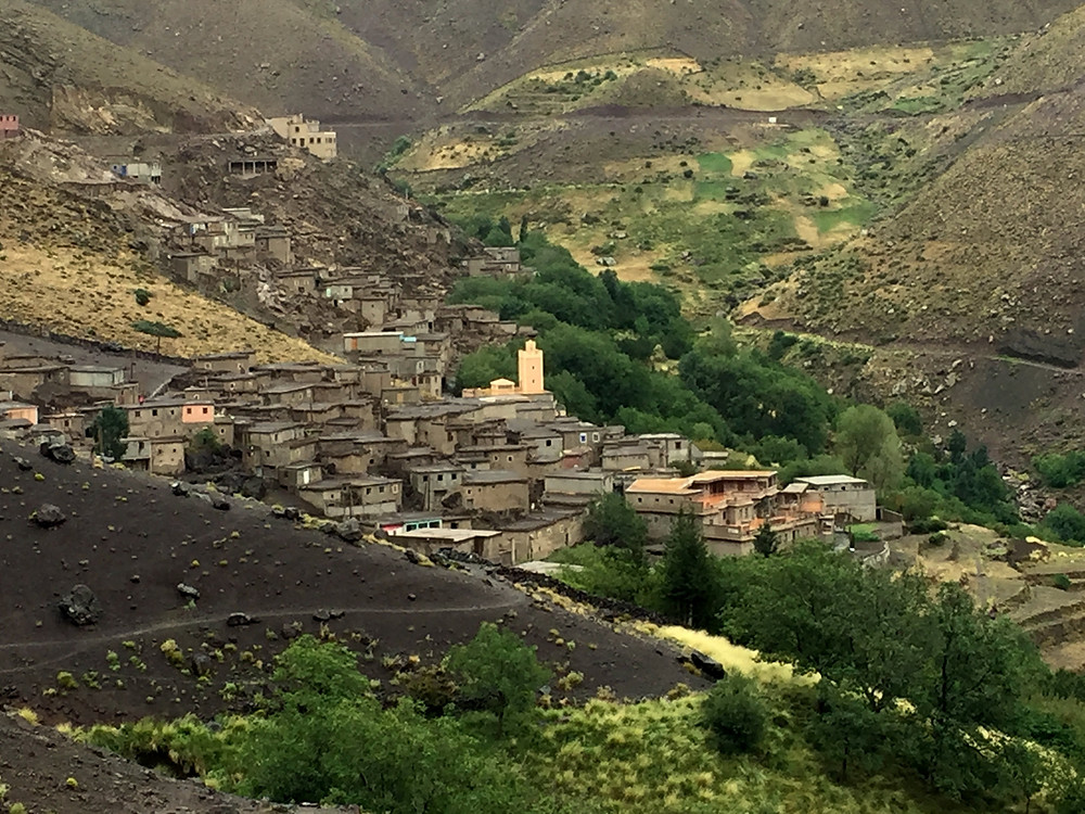 Berber country, Morroco