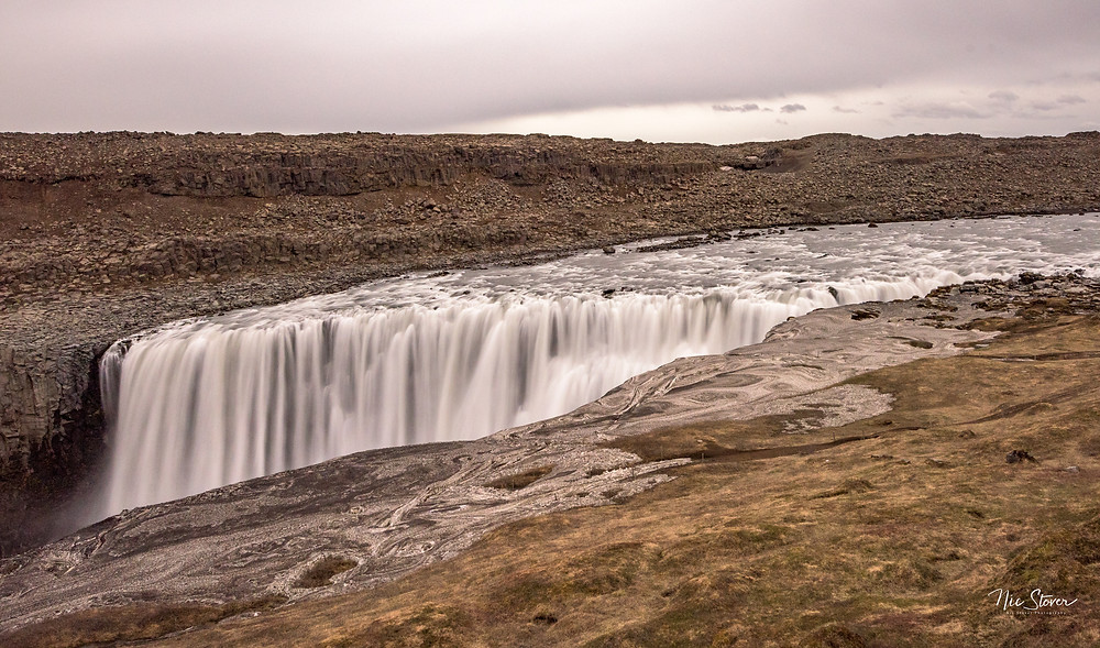 Dettifoss, Iceland   Photo credit: Nic Stover