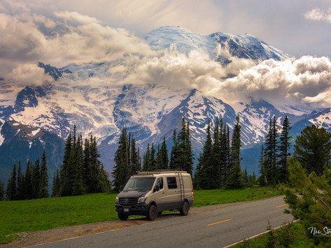 The Ultimate Pacific Northwest National Parks road trip