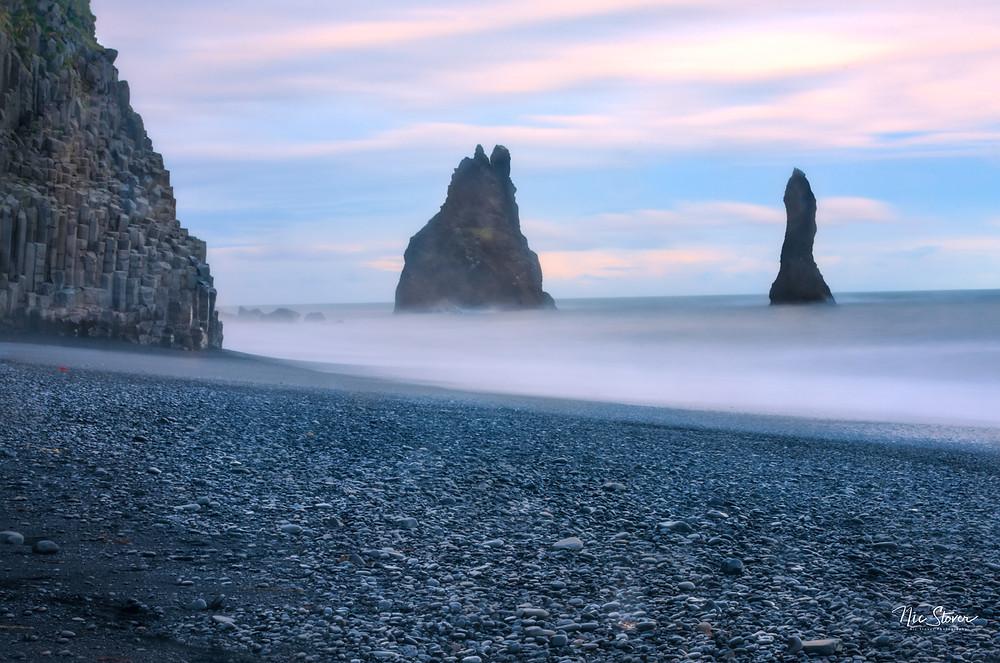Reynisfjara beach, Iceland  Photo credit: Nic Stover