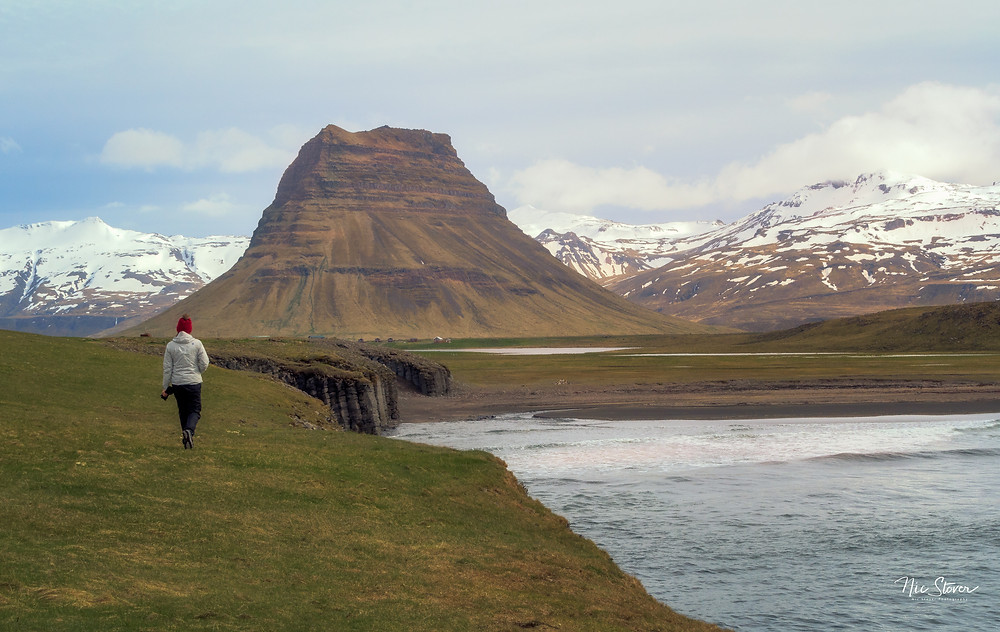 Berg Horse Farm, just west of Kirkjufell mountain, Iceland   photo credit: Nic Stover