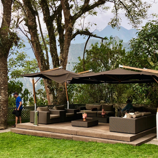 Belmond Sanctuary Lodge, Peru